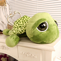 25cm Super Cute Cartoon Turtle Doll with Big Eyes Stitch Plush Tortoise Toys Girls Kids Toy Gift For Kids Children's Birthday