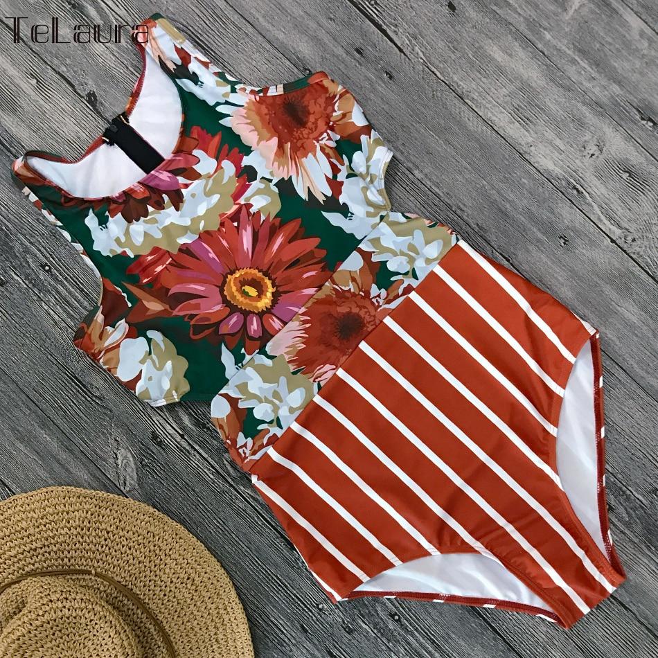 Sexy One Piece Swimsuit 38