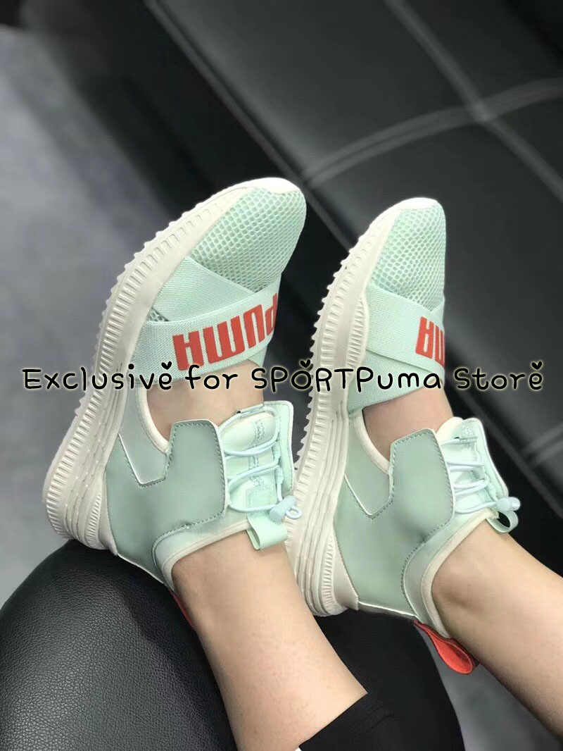 cheap for discount e605f 45b41 PUMA FENTY AVID 2018 new Rihanna casual shoes ladies breathable lightweight  non-slip badminton shoes size 35.5-40