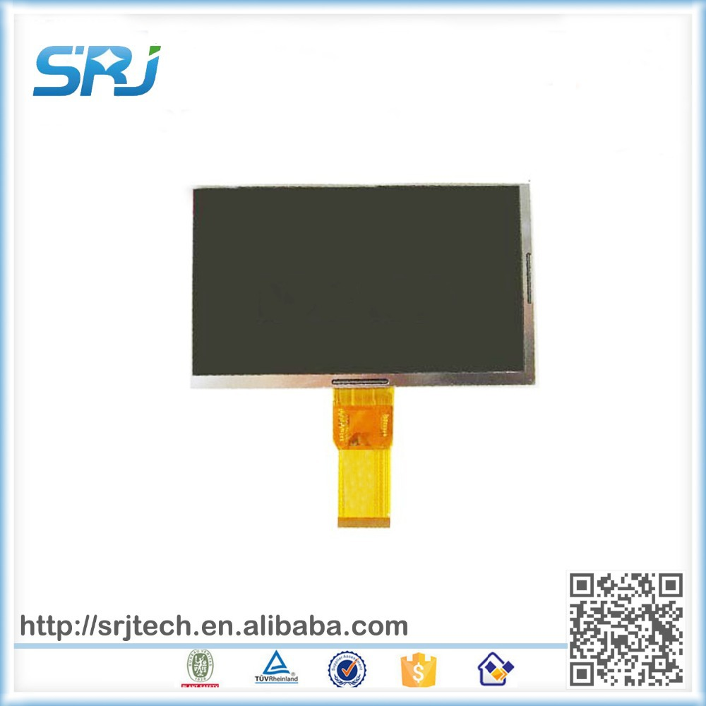 7 Inch LCD Screen KR070PM7T 1030300713 For Three Mei Qi MiKi6910 LCD 50Pin Display Panel Size163*97mm + Free Tools