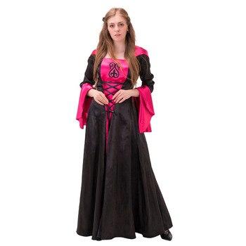 Vintage Medieval Renaissance Dress Costume Hooded Edwardian Dress Baroque dress Marie Antoinette Gown Halloween Costume Cosplay