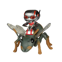 Marvers ANT MAN 15cm PVC Nendoroid ANT MAN AND ANT THONY Figure Toys