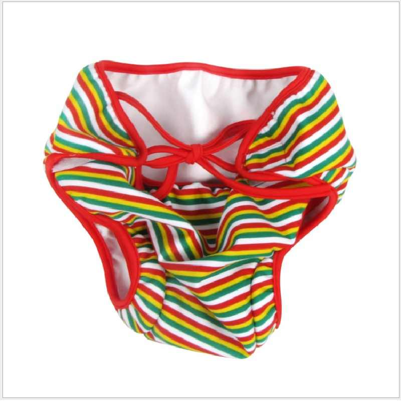 8e8bcfd3dc ... Summer Baby Swimwear Diaper Newborn Reusable Nappies Waterproof Infant  diaper bag Bebe Girls Swim Trunks 2 ...