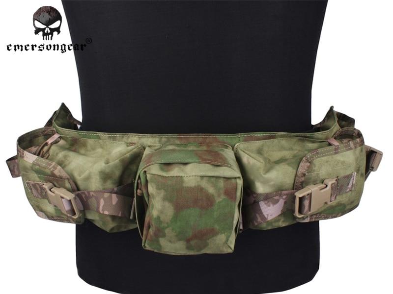Prix pour Emersongear Tactique Sniper Taille Sac Pack De Chasse Airsoft Paintball Équipement de Plein Air CS Jeu AT-FG EM5750E