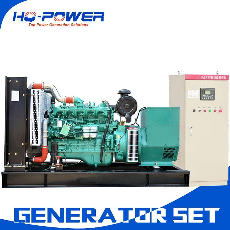 Хорошее качество 220 В 50 Гц постоянный магнит дизель генератор 100kw из Китая