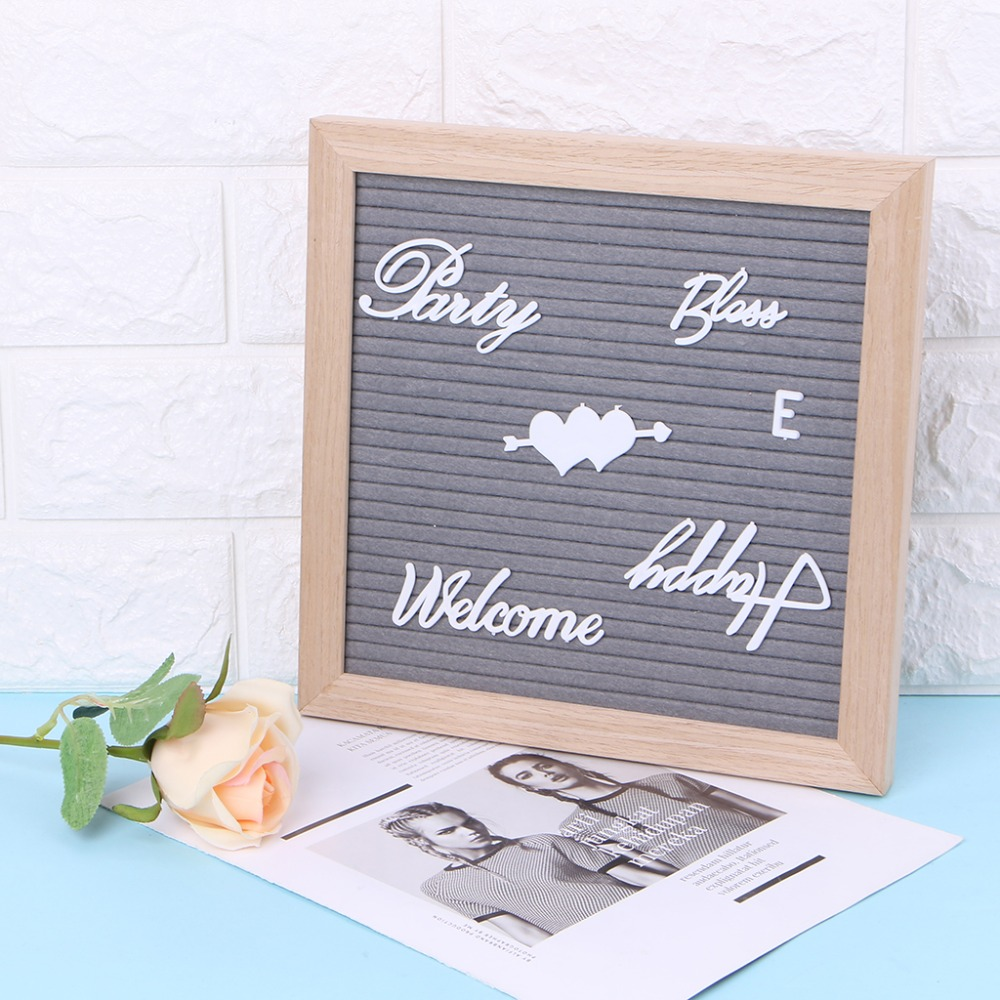 Letter Board Letters Special Wedding Characters Words For Felt Changeable Message Signs & Letterboards