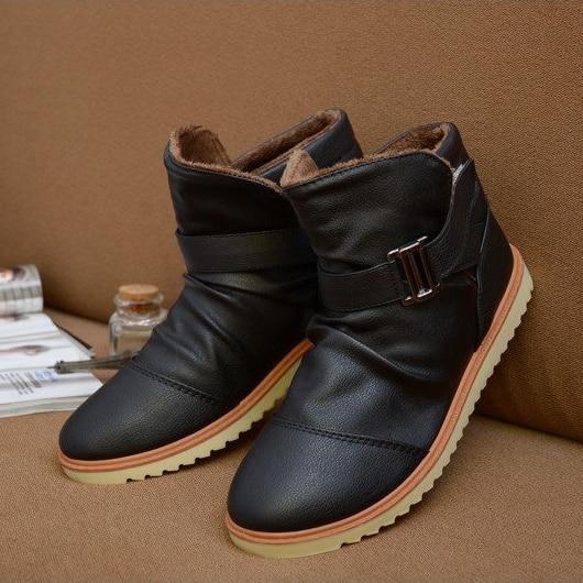 1c9f33c98ac0b 2015 de invierno nuevos hombres de la llegada botas para la nieve botas invierno  hombre botas ...