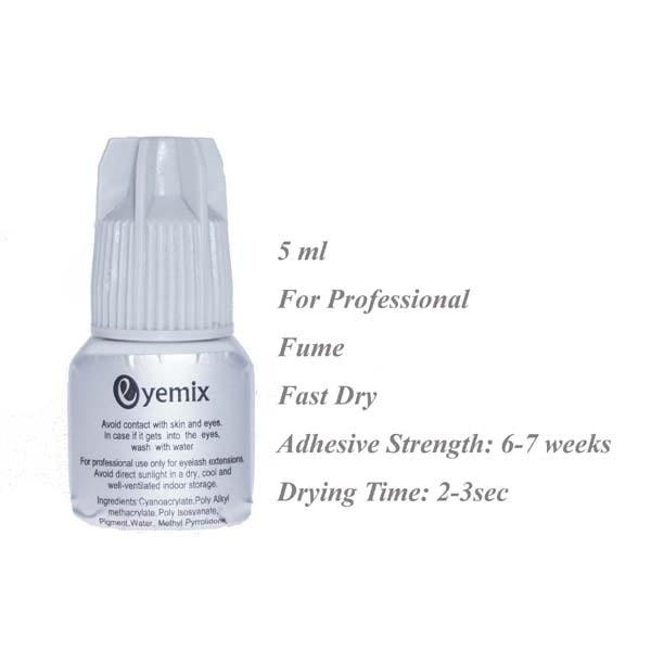 Eyelash Extension Glue Ultra Plus Glue From South Korea Free Shipping 5g individual Eyelash Glue Fast Dry Keep 6-7 Weeks