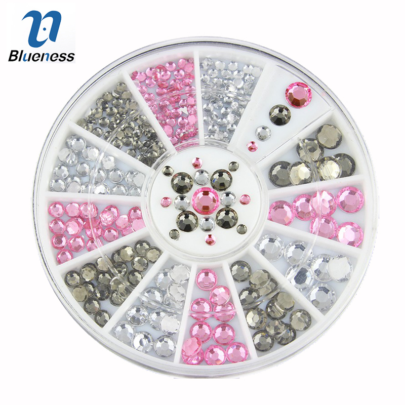 Buy 3d nail art decoration gliter for Avon nail decoration tool