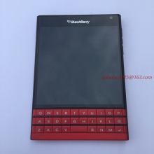 Original BlackBerry Passport Q30 Cellphone BlackBerry OS 10.3 Quad core 3GB RAM 32GB ROM 13MP Camera  Refurbished cellphone
