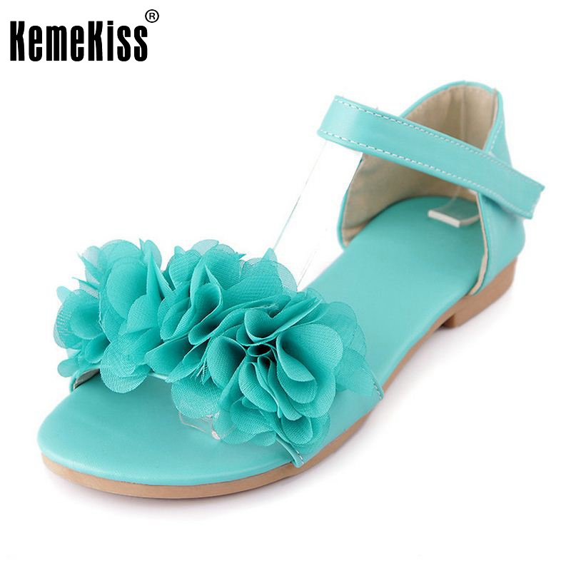 Gladiator Sandals For Women Bohemia Beaded Summer Flower Lady Flat Flip Flops Women Shoes Sweet Color Sandals Size 34-43 PA00427 2016 fashion summer women flat beaded bohemia ppen toe flat heel sweet women students beach sandals o643
