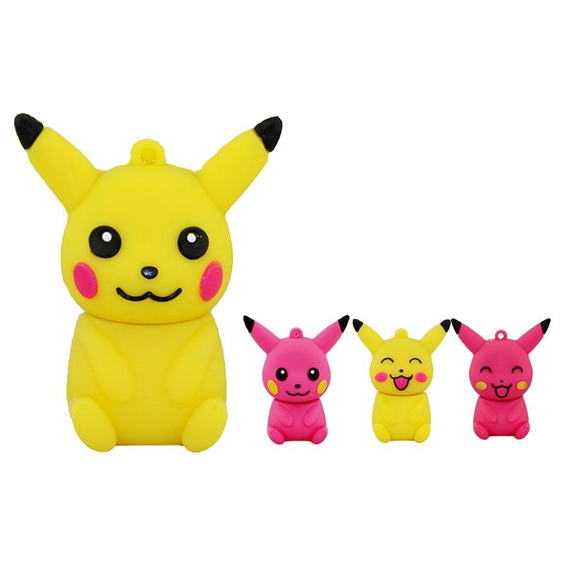 groothandel mini pen drive Pokemon Pikachu gift pen drive 8 gb 16 gb - Externe opslag - Foto 2