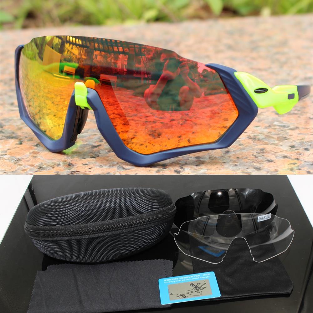 e85d295571e Brand Polarized Cycling Sunglasses Sports Road Mountain Bike Bicycle  galsses MTB Riding Running Goggles Eyewear Flight