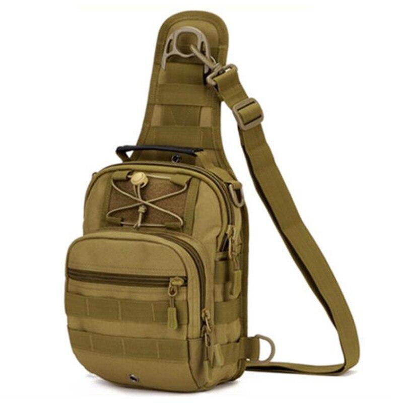 Tas bahu lumbar, 2016 tas dada militer, Tas multi-fungsional, Paket - Tas tangan - Foto 1