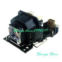 Substituição DT00821 CPX5LAMP RLC-039 Projetor Lâmpada com habitação para Hitachi CP-X264/CP-X3/CP-X3W/CP-X5/CP-X5W/ CP-X6/HCP-600X