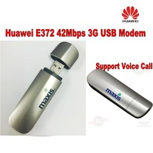 Huawei Free shipping in stock unlocked E372 42Mbps 3g 4G USB wireless modem cheap External Desktop Laptop