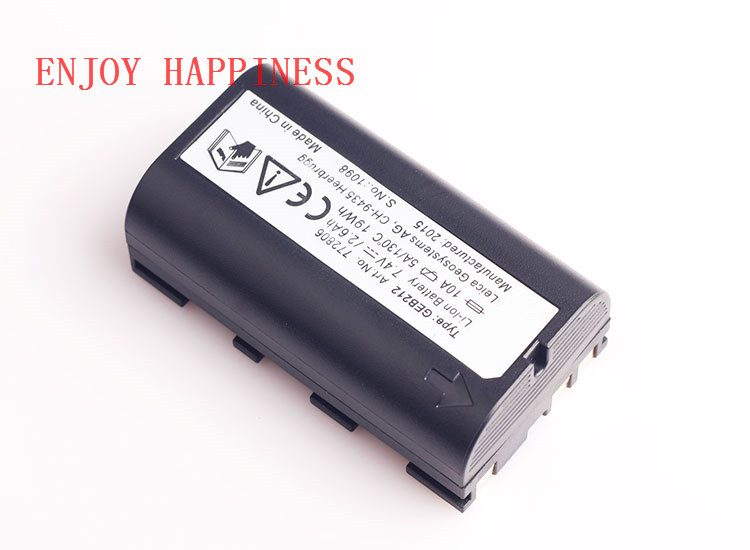 GEB212 Recharger Battery For Leica Surveying Equipment