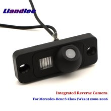 Liandlee For Mercedes-Benz S-Class (W220) 2000-2006 Car Rear View Backup Parking Camera Rearview Reverse / SONY CCD HD