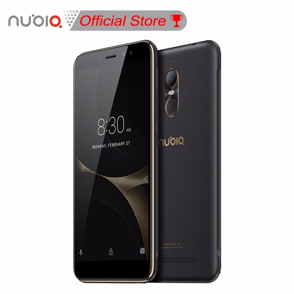 Global Version Original Nubia N1 Lite NX597J 5 5 Smartphone MT6737 Quad Core 2GB RAM 16GB