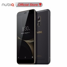 "Global Version Originale Nubia N1 Lite NX597J 5.5 ""Smartphone MT6737 Quad Core 2 GB RAM 16 GB ROM 4G 3000 mAh D'empreintes Digitales Double SIM"