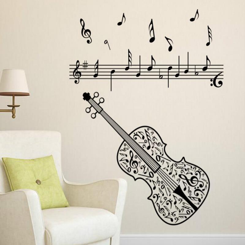 Notas musicais de violino vender por atacado notas for Programa para decorar habitaciones online