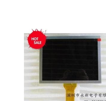 Free shipping Original at080tn52 v . 1 ej080na-05a general car dvd 8 lcd screen