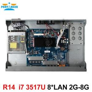 Image 5 - Firewall Mikrotik Pfsense VPN 1U Rackmount Network Security Appliance AES NI Router PC Intel Core i7 3517U 8 Intel Gigabit Lan