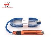 Pneumatic Tools Air Micro Mini Air Grinder High Precision High Degree Air Grinder with chuck Air drill