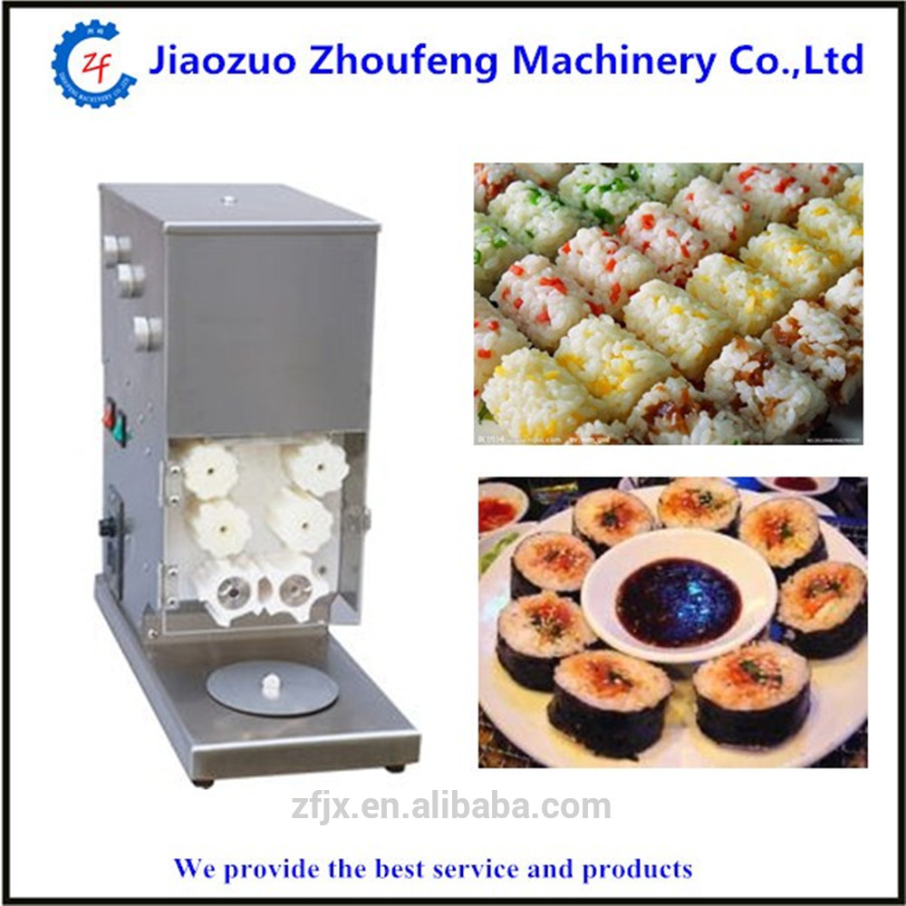 Professional suzumo sushi maker machine /sushi rice roll shaping machines