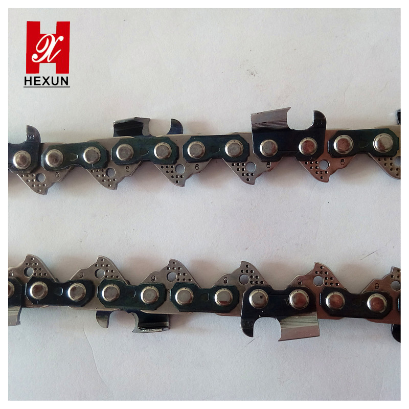 381 Chainsaw Chains Best Filling 3/8Pitch .063 Guage 33 inch 105DL Saw Chains hot sale chainsaw chains 3 8 058 18 inch blade size 68dl best quality saw chains