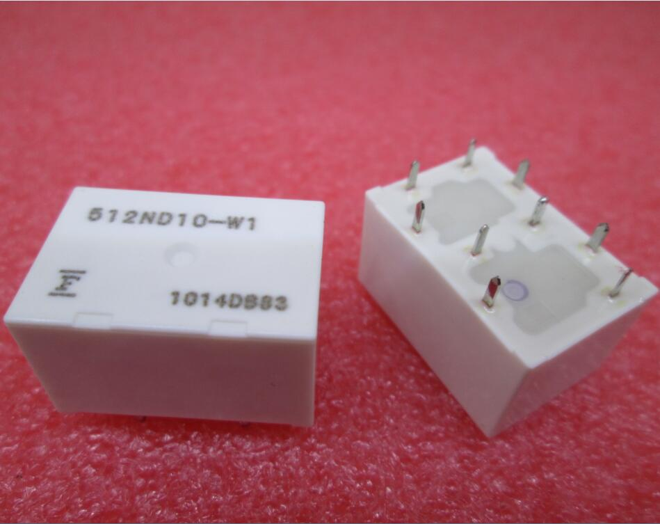 NEW relay 512ND10-W1 512ND10 512ND10W1 DIP9 new 10 1