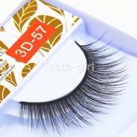 10 Pairs Thick False Eyelashes Eye Lashes Long Black Nautral Extension Tools Beauty Makeup Fake Eye