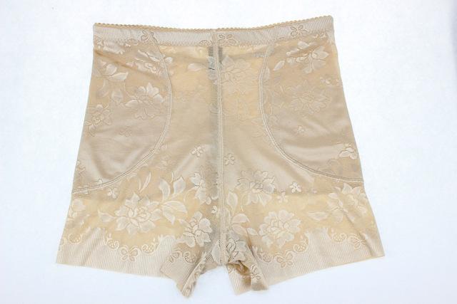 PRAYGER Hip Butt Lifter Panties Removable Padded Shapers Seamless Butt Enhancer Underwear Women ladyLace Sexy short Shapewear
