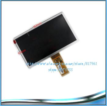 Original 7'' inch Matrix kingtopkt07 TABLET 7300130906 163*97mm TFT inner LCD Display Screen Panel Lens Free shipping 5pcs/lot