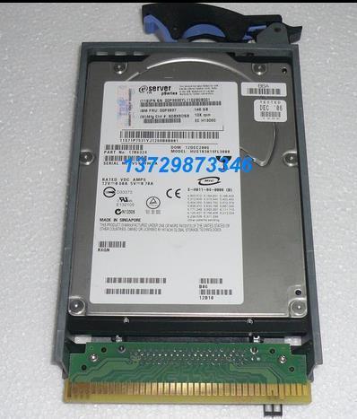 3 года гарантии 100% Новый и оригинальный 00P3837 00P3836 146 Г 15 К SCSI 3279 1972