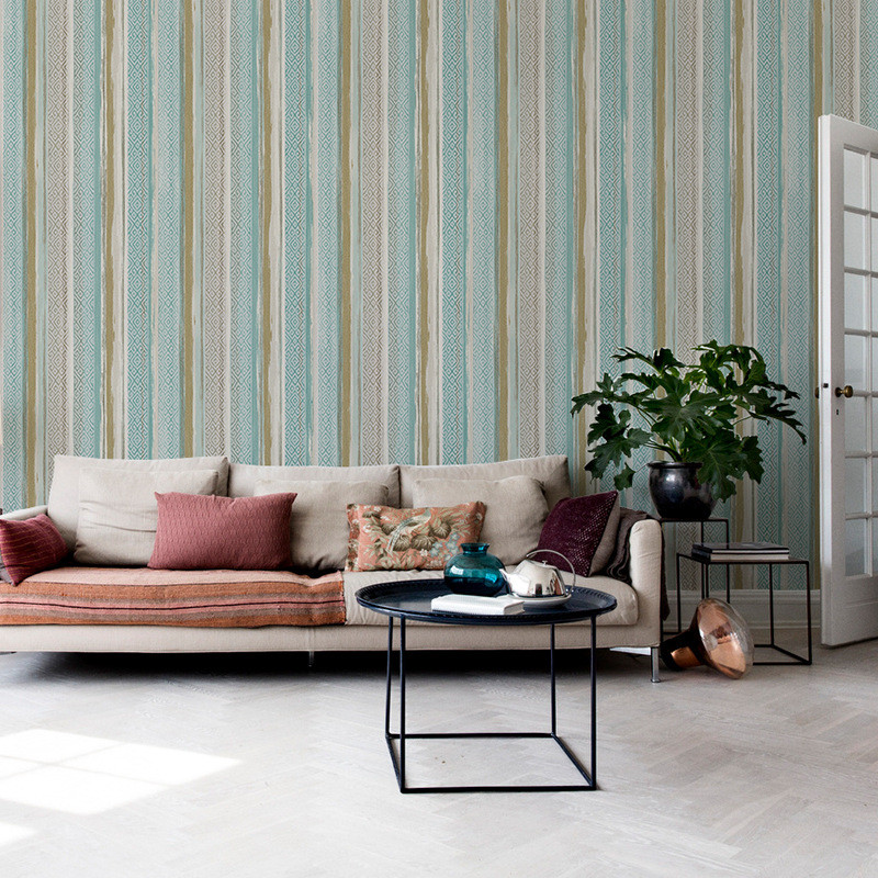 Beibehang papel de parede Modern minimalist New 3D wallpaper living room bedroom TV desktop background wallpaper for walls 3 d