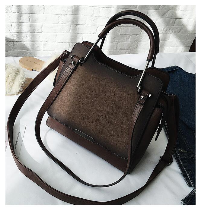 Для женщин сумка Искусственная кожа старинные сумки краткое Для женщин модная повседневная сумка симпатичная t-5985wq