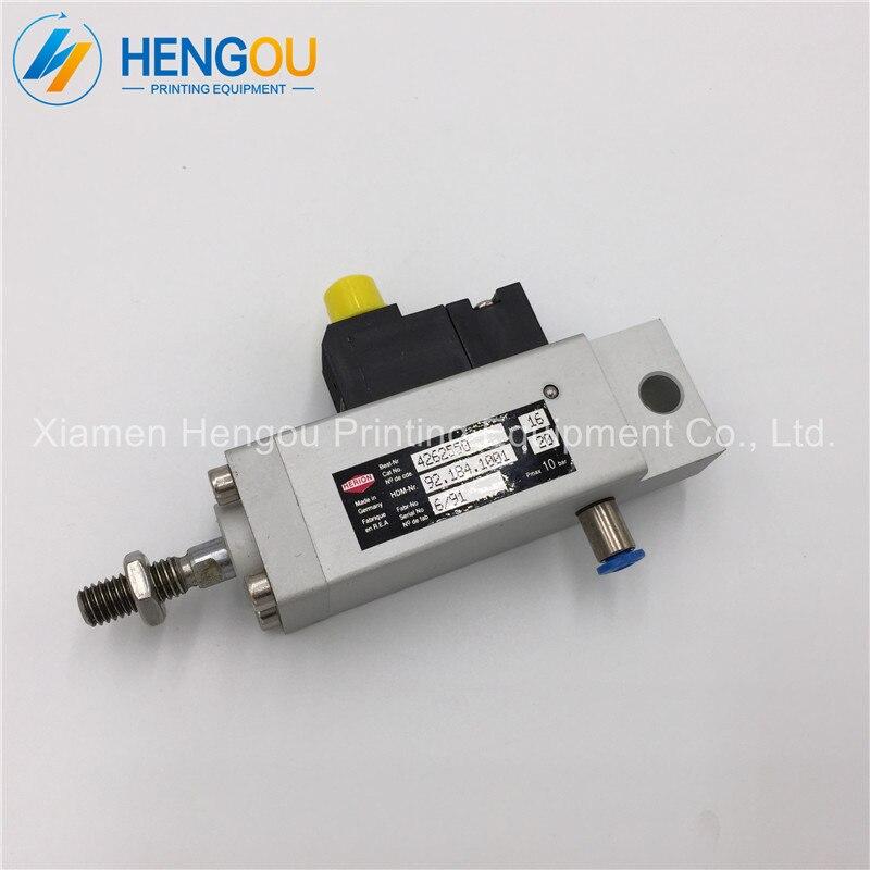 offset solenoid valve cylinder 92.184.1001 for offset CD102 SM102 CD74 machine D20 H10offset solenoid valve cylinder 92.184.1001 for offset CD102 SM102 CD74 machine D20 H10