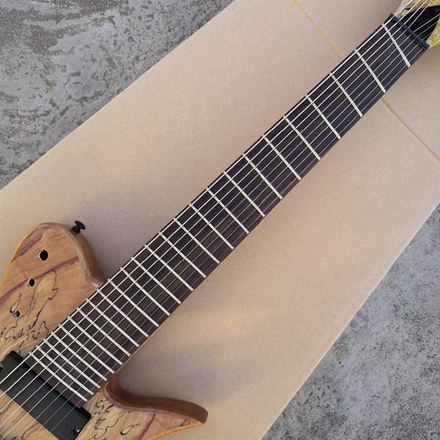 Forestwind 8 String Bass Guitar  2