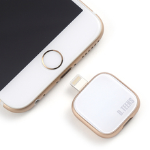 USB Flash Drive 32GB For iPhone 7 7 Plus 6 5 5S Lightning to Metal Pen Drive U Disk for MFi iOS10 memory stick