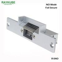RAYKUBE الكهربائية سترايك قفل الباب ل نظام مراقبة الدخول فشل آمن R SNO-في قفل كهربائي من الأمن والحماية على