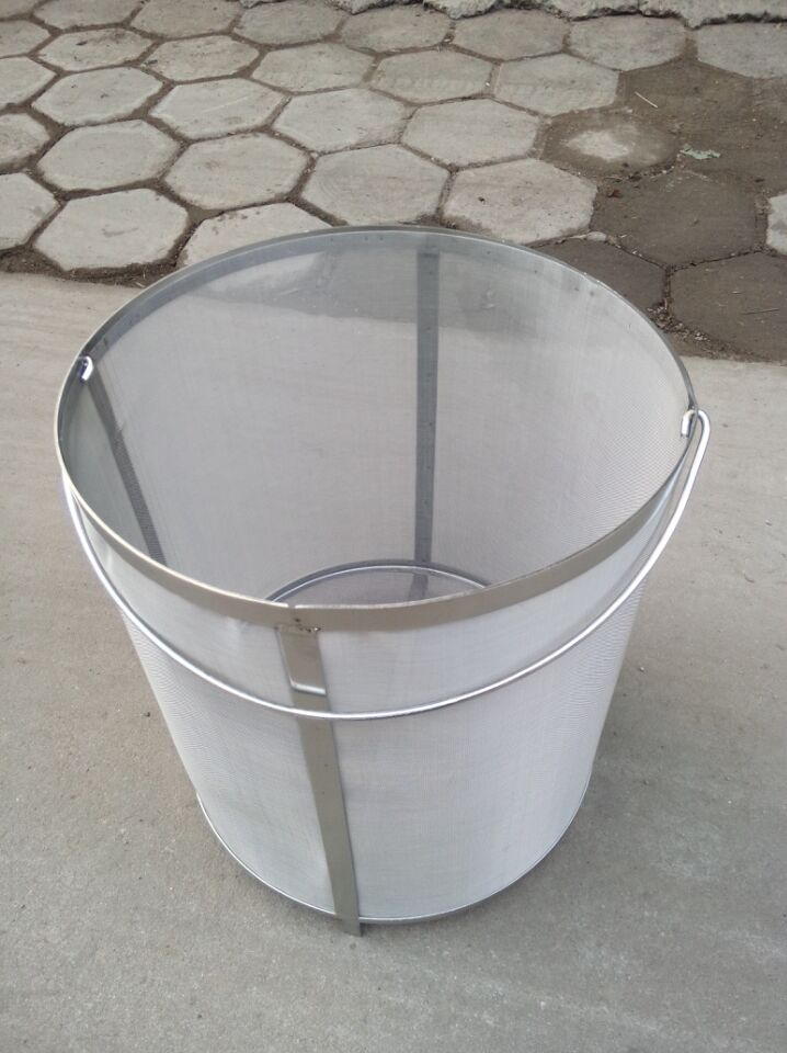 Homebrew hop filter stainless steel strainer pot 300 mesh top quality wonderful design for homebrewers