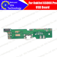 Oukitel K6000 Pro USB Board 100 New Original USB Charge Board Repair Replacement With Loud Speaker