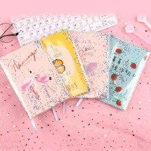 Planejador Caderno criativo Sonho Paetês para As Meninas Bala Journal Dairy Sketchbook Papelaria Presente Da Escola Escritório Transporte da gota