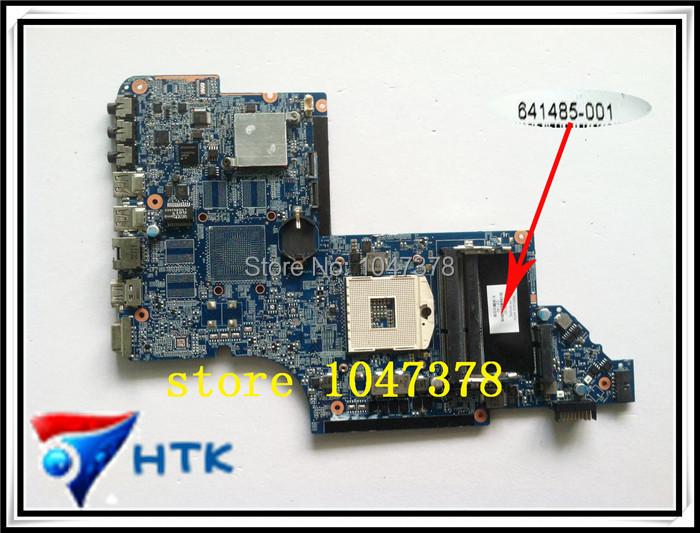Wholesale 641485-001 for HP Pavilion dv6-6000 Entertainment Notebook PC /Laptop Motherboard   100% Work Perfect pawan k bhardwaj how to cheat at windows system administration using command line scripts