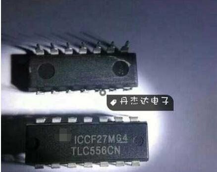 LM556CN GLC556 TLC556CN imported dual 14-pin DIP electronic components integrated block