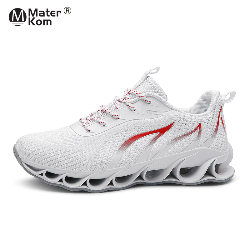 Size 39-45  Running Shoes For Men Breathable Running New Sports Shoes Comfortable Blade Shoes Walking Jogging Casual Men's Shoes