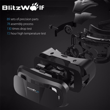 Virtual Reality Glasses Headset For 3.5-6.3 Inch Phones