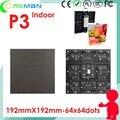 Alibaba Китай дешевые 64x64 светодиодный дисплей модуль матричный p3/rgb smd светодиодный модуль p3 192 мм х 192 мм 64 х 64 p2 p2.5 p4 p5 p6 led знак