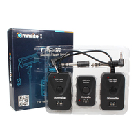 New Commlite Wireless 16 Channel Radio Flash Trigger Kit for Strobes 1 Transmitter 2 Receiver for All Cameras and Studio Flashes
